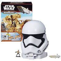 STAR WARS MICROMACHINES- THE FORCES AWAKENS- STORMTROOPER