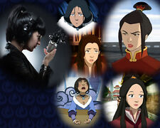 """""""Avatar: Last Airbender"""" Compilation 8x10 Personalized by Voice Grey Delisle!"""