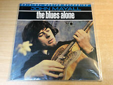 MINT & Sealed !! John Mayall/The Blues Alone/1995 Half Speed Master LP/New