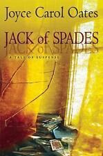 Jack of Spades: A Tale of Suspense by Professor of Humanities Joyce Carol Oates (Hardback, 2015)