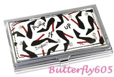 Card Case Nwt 28 Brighton Fashionista Pump It Up