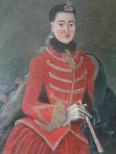 Künstlerische Rokoko Malereien von 1700-1799