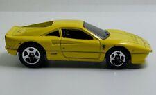 HOT WHEELS FERRARI 288 GTO PHILS GARAGE FERRARI 288 GTO YELLOW
