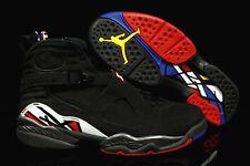 2013 Nike Air Jordan 8 VIII Retro Playoff Size 8. 305381-061 1 2 3 4 5 6