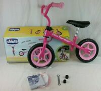 Chicco PINK ARROW BIKE Toy Toddler Child's First Bicycle 2+ Years - Boxed - Used