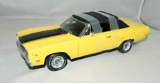 GMP Die-Cast Metal 1970PLYMOUTH ROADRUNNER Yellow