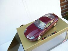 Guiloy 1/18 Scale Diecast  Aston Martin DB7 Red BR  Metallic N Mint Box RARE!!!
