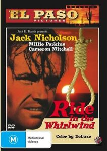 Ride In The Whirlwind (DVD, 2011)