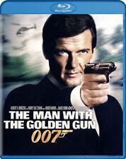 The Man with the Golden Gun (Blu-ray) (James B New Blu