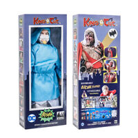 Batman Classic TV Series Boxed 8 Inch Action Figures: Surgeon Variant King Tut