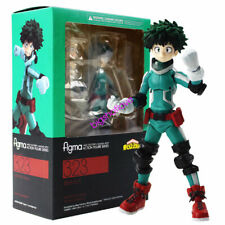 Figma 323 My Hero Academia Movable Variable Izuku Midoriya Action Figure Toy