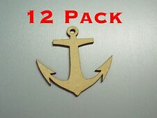 12 Pack 25mm Anchors Embellish a Card -Book-Toy-Box-Picture frame-Furniture