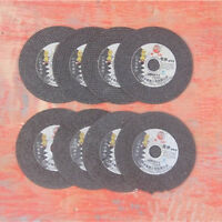 10pc 4inch Metal Cutting Disc Wheel Angle Grinder Diamond Saw Blade Sheet Cutter