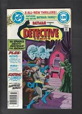 Detective Comics 488 NM 9.4 68 Page $1 Giant Batman Hi-Res Scans