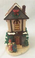 Vintage San Francisco Music Box Co White Christmas Mini Figurine 31 77780 1 00