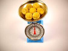 Dollhouse Miniature 1:12 Scale 7 Yukon Gold Potatoes FROM IDAHO! CWE IGMA