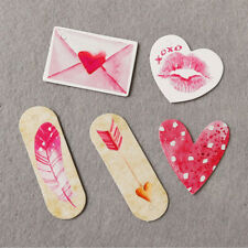 Supplies Gift Wrapping Paper Labels Kraft Tag Valentine's Day Label Hang Tags