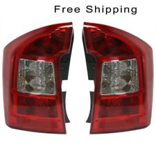 Tail Lamp Assembly Set of 2 Driver and Passenger Side Fits Kia Rondo 2009-2012