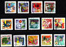 France 2010 Best Wishes Complete Set of Stamps P Used S/A