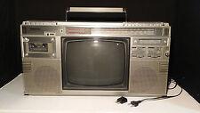 Panasonic TR-1200X TV/BOOMBOX GHETTO BLASTER