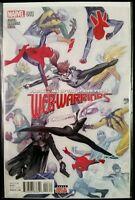 WEB-WARRIORS #3 (2015 Marvel Comics) ~VF/NM Comic Book