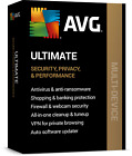 AVG Ultimate 2021 2 Years 10 Devices
