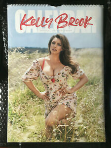 Kelly Brook official calendar 2020 - for collectors (A3 size) sealed