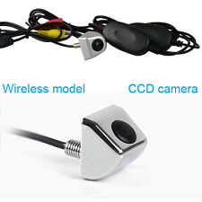 Wireless Car Rear View CCD 170° wide angle Camera Reverse Backup Parking camera