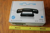 NEW ePure by Swissvoice Digital Cordless Telephone Black Modern Style DECT 6.0