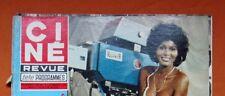 CINE REVUE 1978 CINEMA ACTEUR ACTRICE MARILYN MONROE S. CONNERY P. DEWAERE DELON