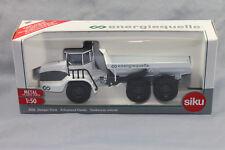 Siku 3526 VOLVO Dumper Truck Maßstab 1/50 Energiequelle Werbemodell in OVP