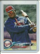 2018 Topps Series 1 Miguel Sano SP Photo Variation #288 Twins