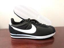new concept c133b 134dd Nike Classic Cortez Nylon Black White Men Shoes Sneakers 807472-011 - Size 8