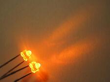 1000pcs, New 1.8mm Orange Diffused LED Leds Light Lamp Bulb Free Shipping