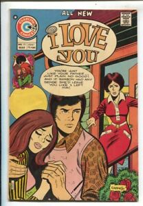 I Love You #111 1975-Charlton-25¢ cover price-jungle story-FN