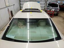 2014 LINCOLN MKS Sun Roof Glass Window (Glass Only)
