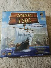 Anno 1503 Board Game Mayfair Games Discover Expansion