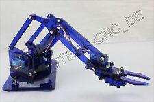 Roboter Arm Star-Gripper 4 Achsen Servoarm für Arduino Roboterarm
