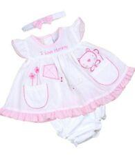 Robes blancs pour fille de 0 à 24 mois, 3 - 6 mois