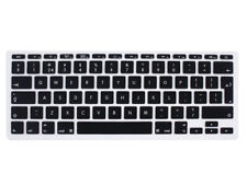 New EU Silicon Keyboard Cover Laptop Skin Notebook Protector for MacBook Pro 13 15 17 Air 13