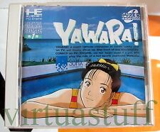 Yawara!, Pc Engine Duo, CD, NTSC, JAP, NEC, coregrafx, GT, very good condition !
