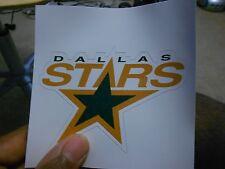 "Dallas Stars NHL Decal Sticker 4"""