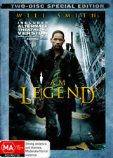 I AM LEGEND : 2 disc : NEW DVD
