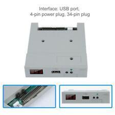 "MagiDeal 3.5"" Updated Version SFR1M44-U100 USB Floppy Drive Emulator Gray"