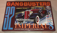 MPC 1932 Chrysler Imperial 8 Gangbusters 1:25 scale model car kit new 926