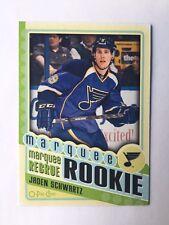 2012-13 OPC Jaden Schwartz Marquee Rookie #591