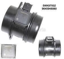 9645948980 Citroen Peugeot Volvo Ford Focus C-Max Mass Air Flow Sensor 5WK97002
