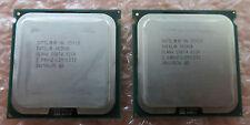 2x Intel Xeon Quad Core E5420 2.5Ghz/12M LGA771 PROCESSORE CPU STEP CODICE slanv