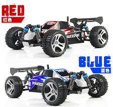 MINI BUGGY 1/18 2,4G ROSSO 4x4 RTR WL959B