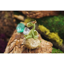 Miniature Dollhouse Fairy Garden Mini Girl Dragon Emberz With Dragonfly